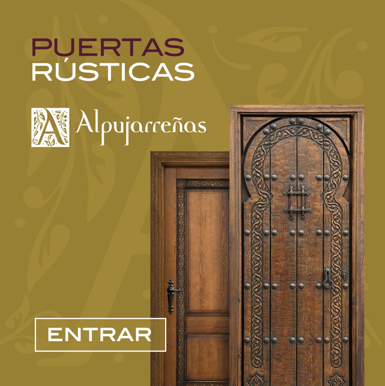 Puertas alpujarra puertas de calidad r sticas y for Puertas rusticas interior